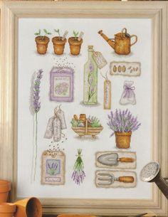 Gallery.ru / Фото #1 - 57 - Orlanda lavendel sampler