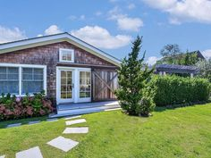 77 Hampton Ln, Amagansett, NY 11930 | MLS #3323834 | Zillow Exterior Barn Doors, Wall Exterior, Bluestone Patio, Flood Zone, Wide Plank, Town And Country, Beach Cottages, Skylight, 6 Years