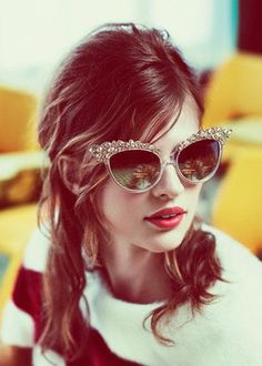 how fun are these sunglasses?!