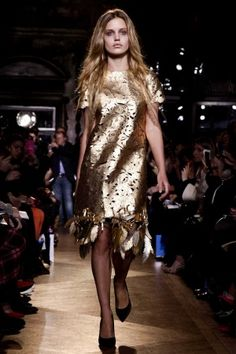 Giles Fall Winter Ready To Wear 2013 London