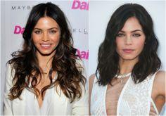 Chop, Chop: 17 Celebrities Go From Long to a Long Bob: Jenna Dewan Tatum's Long Bob