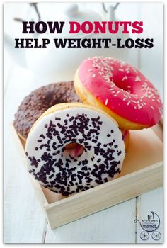 Donuts as fitness inspiration? We're intrigued ...