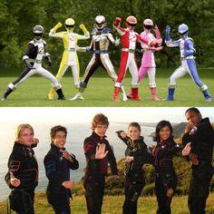 Power Rangers Cast, Power Rangers Comic, Power Rangers Series, Power Rangers Ninja Steel, Go Go Power Rangers, Power Rangers Operation Overdrive, Power Ranges, Cartoon Tv Shows, Kids Tv Shows