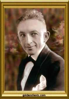 Larry Semon, Silent Film Comedian - 1889-1928