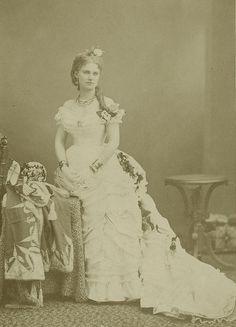 Swedish Soprano Christine Nilssen, Whom Many Believe the Character Christine Daae Was Based On