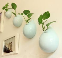 2015 Village Style Ceramic Vase Background Wall Decoration Flower Vase For Living Room From Sweeting1987, $9.63 | Dhgate.Com