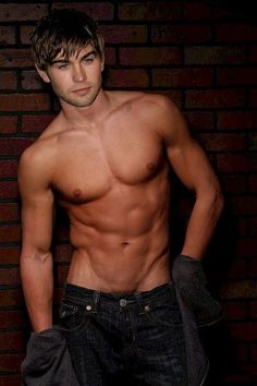 DAMN!   Chace Crawford...no words can describe