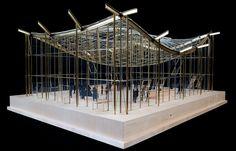 Renzo Piano California Academy of Sciences Piazza Glass Roof San Francisco, CA