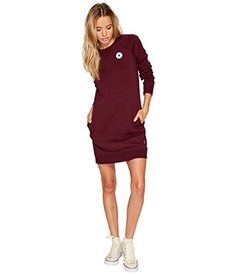 Core Sweatshirt Dress Women's Dress -- More info could be found at the image url.(It is Amazon affiliate link) #WearIT