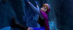 Screencap Gallery for Frozen Bluray, Disney Classics). Anna, a fearless optimist, sets off on an epic journey - teaming up with rugged mountain man Kristoff and his loyal reindeer Sven - to find her sister Hans Frozen, Frozen And Tangled, Frozen Heart, Disney Princess Frozen, Elsa Frozen, Disney Princesses, Frozen Stuff, Frozen Snow, Princess Anna