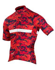Full Gas Aero / RideCAMO Jersey | The Pedla