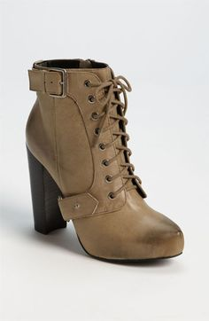 Trouvé 'Blakely' Bootie available at Nordstrom. WANT WANT WANT!! Someone buy these for me for xmas!!!