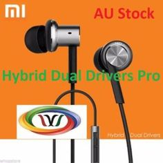 Original Xiaomi Hybrid Dual Drivers Earphones Mi In-Ear Headphone In Ear Headphones, Smartphone, The Originals