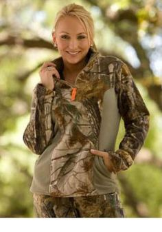 Cabelas Canada - Clothing - Women's Hunting - SHE Apparel Women's Fleece Pullover Sweater