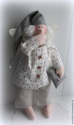 Куклы Тильды ручной работы. Ярмарка Мастеров - ручная работа Сплюшкин сладких снов. Handmade.