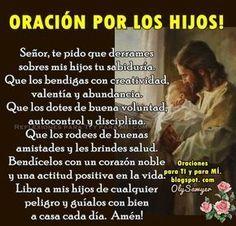 Amen y amen 👐👐 God Prayer, Prayer Quotes, Bible Quotes, Catholic Prayers In Spanish, Miracle Prayer, Morning Prayers, Prayer Board, Prayer Warrior, Religious Quotes