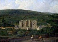 The first Chatsworth house built by Bess of Hardwick Chatsworth House - Wikipedia, the free encyclopedia