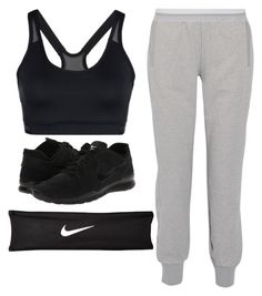 """Untitled #286"" by coffee-zzzz on Polyvore featuring adidas and NIKE"