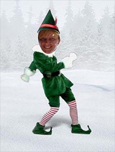 Funny Christmas ELF Pictures | Christmas | Christmas elf ...