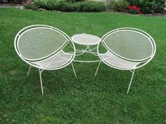 Image result for french mid century outdoor chairs