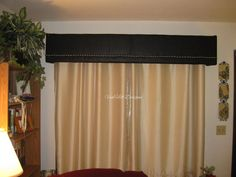 VanHill Designs: Cornice Boards out of Foam Core Insulation Boards Window Cornice Diy, Window Cornices, Cornice Ideas, Curtain Ideas, Insulated Drapes, Parlor Room, Cornice Boards, Remodeling Mobile Homes, Custom Drapes