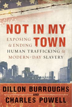 This book talks about Human trafficking as our modern-day slavery. We don't realize this is going on in our communities here in the states.