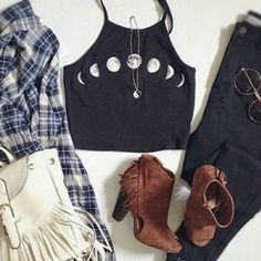 Image via We Heart It #clothing #cool #fashion #girl #outfits #short #style #cute