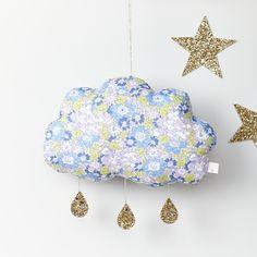 Isa Blue Liberty Cloud Mobile - Little Cloud