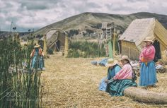Titicaca gathering by ErkanBarin