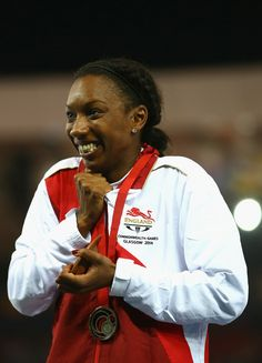 Bianca Williams - 4 by 100 metres relay.