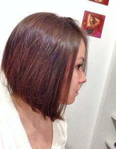 Chanel de bico #chanel #haircut