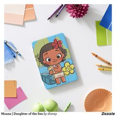 Moana | Daughter of the Sea. Regalos, Gifts.  Producto disponible en tienda Zazzle. Product available in Zazzle store. Link to product: http://www.zazzle.com/moana_daughter_of_the_sea_ipad_mini_cover-256866073053781405?CMPN=shareicon&lang=en&social=true&rf=238167879144476949 #carcasas #cases #moana