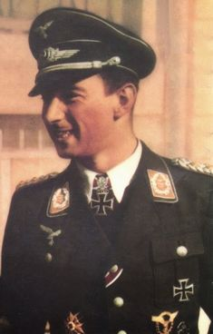 Oberst Werner Mölders (1913-1941), Pilot