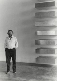 This day 1995 we opened the exhibition 'Donald Judd: Sculpture, Furniture, Prints, Architecture.' #throwbackthursday