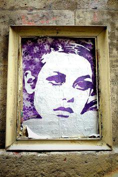 Paris 4 - rue pierre au lard - street art