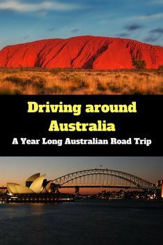 How top plan a road trip in the land down under, based on my experiences driving around Australia. #roadtrip #australia
