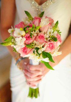 Bouquet Seaside Wedding