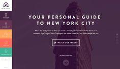 411 620x356 15 Amazing Websites with Modern Sidebar Menu Layout