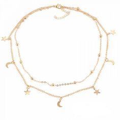 Fashion Femme Bijoux Argenté Chaîne Crystal Cross Clavicule Collier Tour de Cou Cadeau