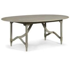 Buy Santa Barbara Oval Table online with free shipping from thegardengates.com