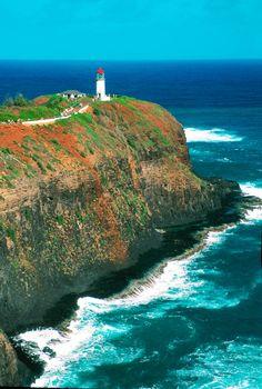 What to Do On Kauai | ... backdrop for a picnic or relaxing walk at Kilauea Lighthouse on Kauai