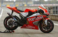 Yamaha m1 Carlos Checa