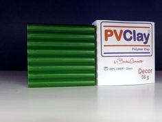 PVClay Decor - 56 gramas Oliva - 62
