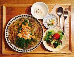 [망원동 맛집/파스타 맛집] 레이식당 ; 톳 파스타, 한우차돌박이 야끼니꾸 파스타 : 네이버 블로그