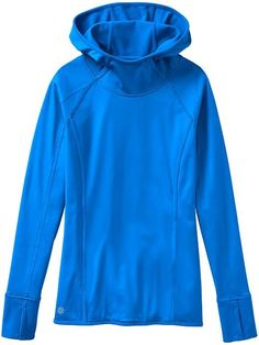 They say that the head is your body's thermostat, so keep the most important part of your system cozy with this light but toasty hoodie from the Gap-owned athletic wear company Athleta.Athleta Plush Tech Hoodie, $84, athleta.gap.com