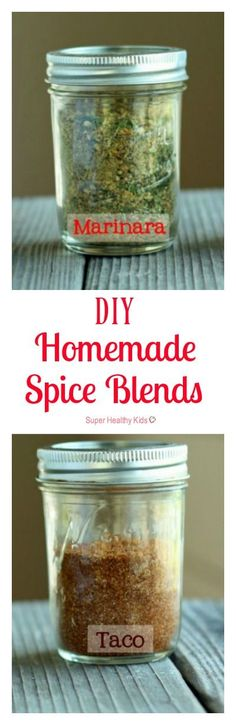 DIY Homemade Spice B