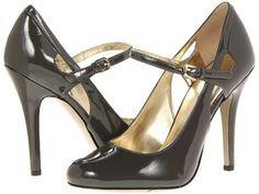 Nine West - MoodyBlue (Black Synthetic) - Footwear on shopstyle.com