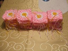 My world of crochet: Done!