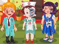Play Online Baby Lisi Zombie Land Baby Lisi Game for free at bestonlinekidsgames.com - Best Online Baby Lisi Zombie Land Playing in full screen, NO ADS.