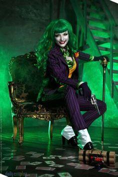 Femme Joker.